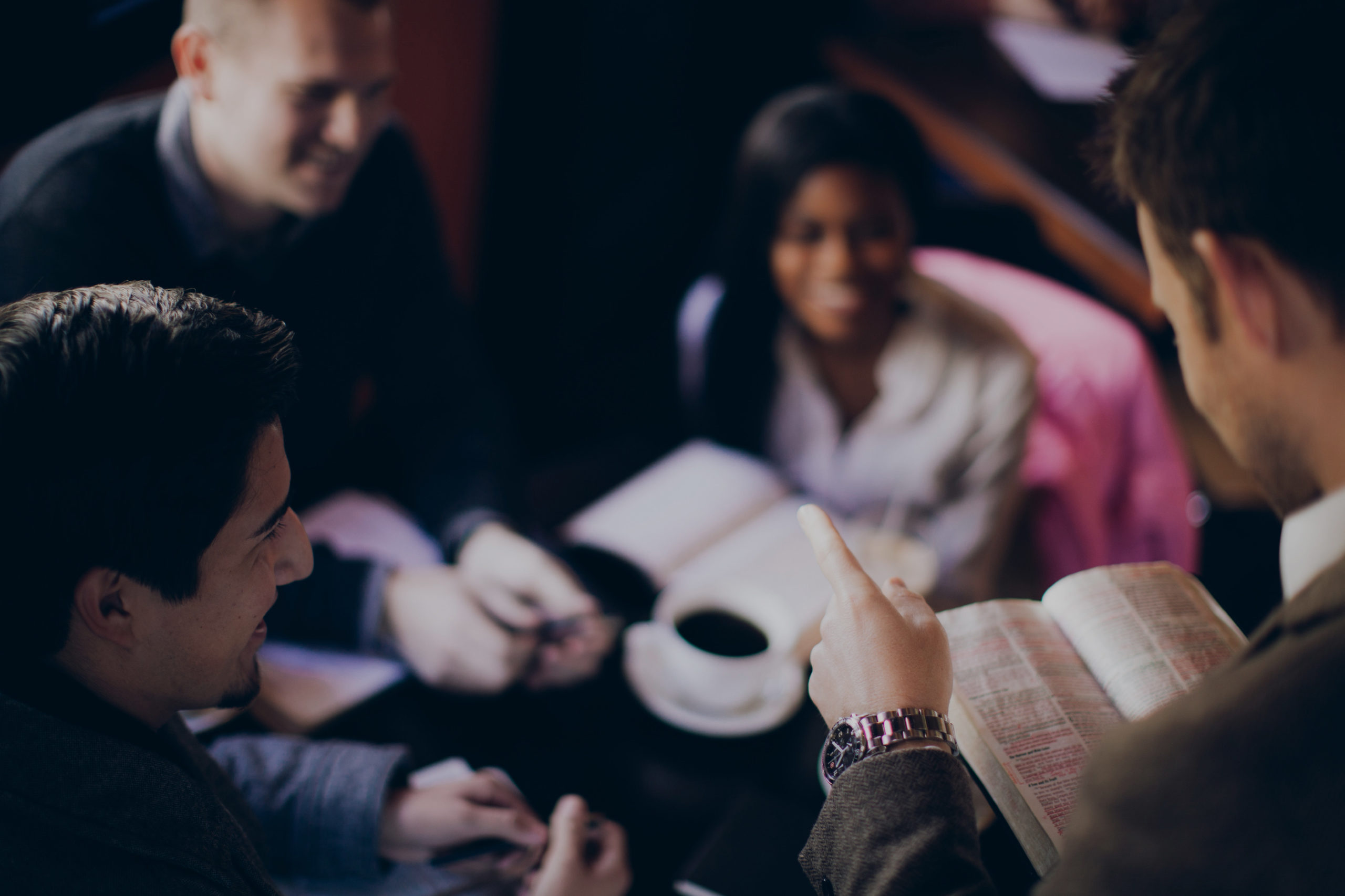 Get connected at a Life Group